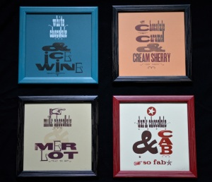 choc wine series